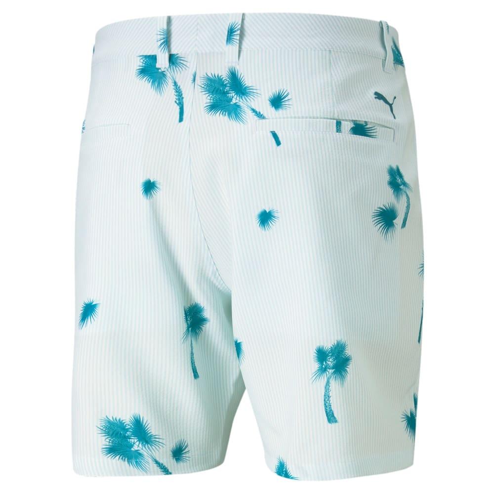 Image Puma Palmetto Seersucker Men's Golf Shorts #2