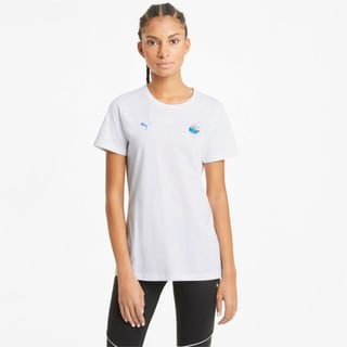 Изображение Puma Футболка BMW M Motorsport Logo Women's Tee