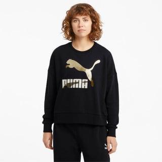 Изображение Puma Толстовка Classics Logo Crew Neck Women's Sweater