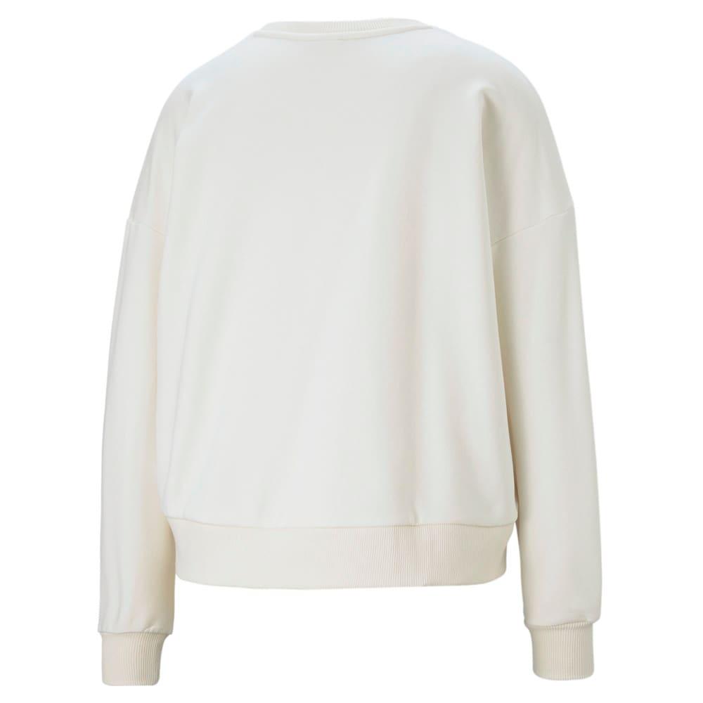 Изображение Puma Толстовка Classics Logo Crew Neck Women's Sweater #2