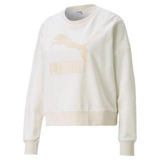 Зображення Puma Толстовка Classics Logo Crew Neck Women's Sweater