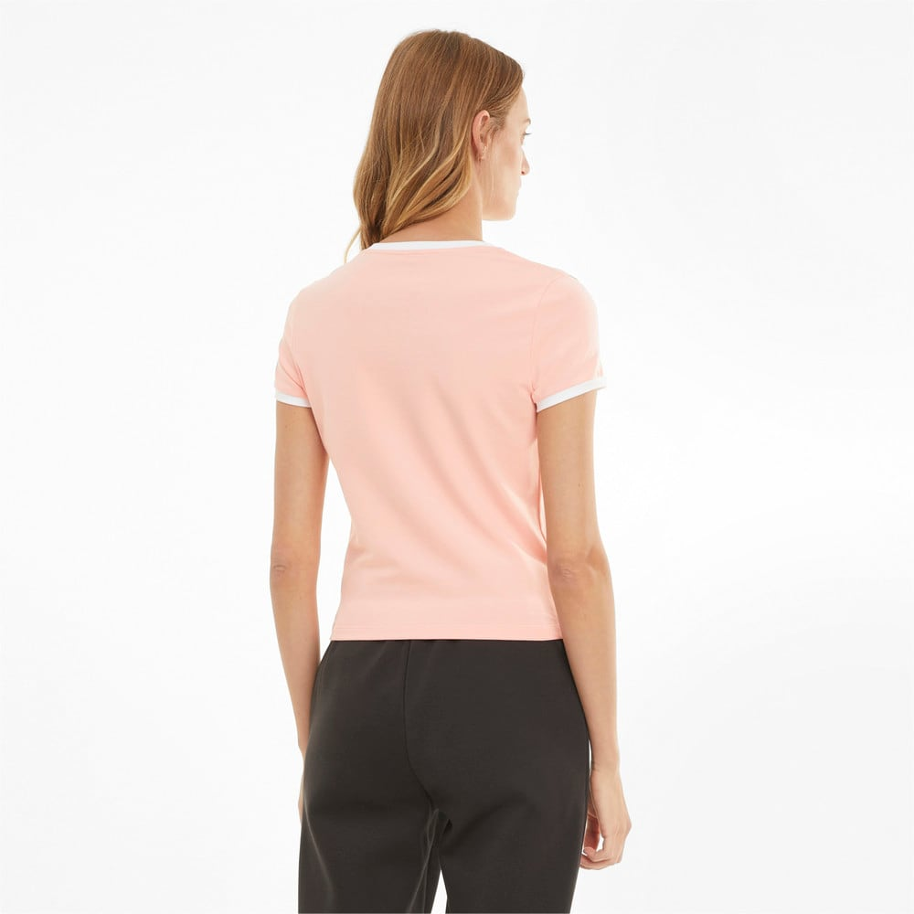 Görüntü Puma CLASSICS FITTED Kadın T-shirt #2