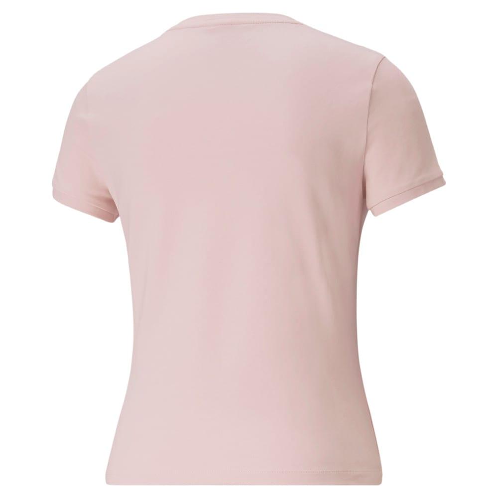 Görüntü Puma CLASSICS Dar Kesim Kadın T-shirt #2
