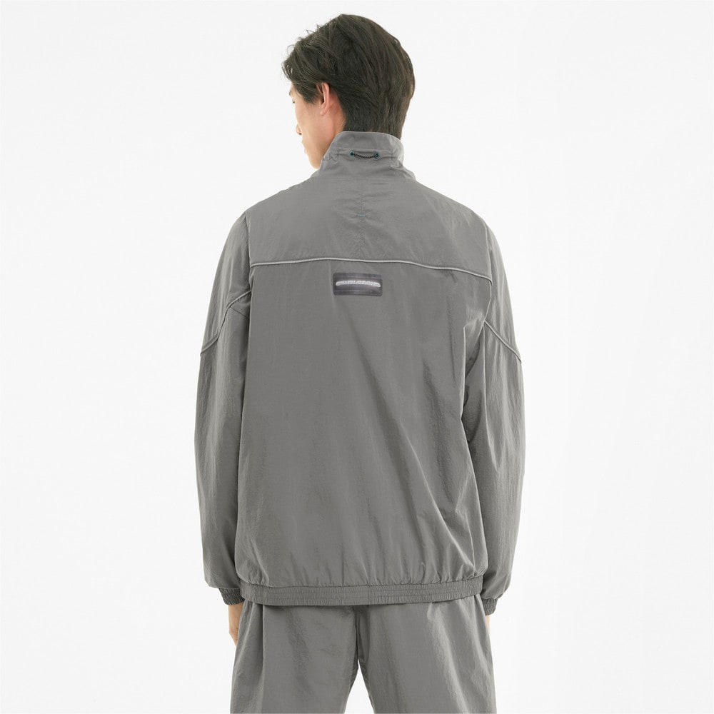 Image Puma Mercedes F1 Street Woven Men's Jacket #2