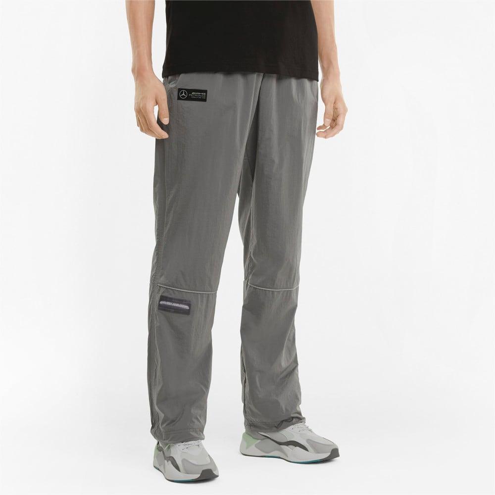 Image Puma Mercedes F1 Street Woven Men's Pants #1