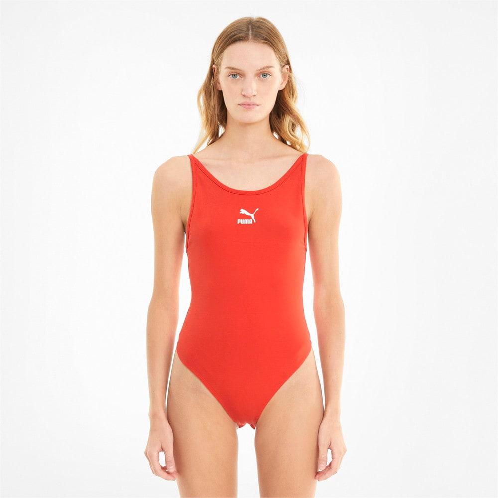 Изображение Puma Боди Classics Sleeveless Women's Bodysuit #1
