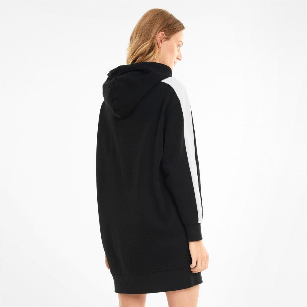 Image Puma Iconic Hooded Women's Dress #2