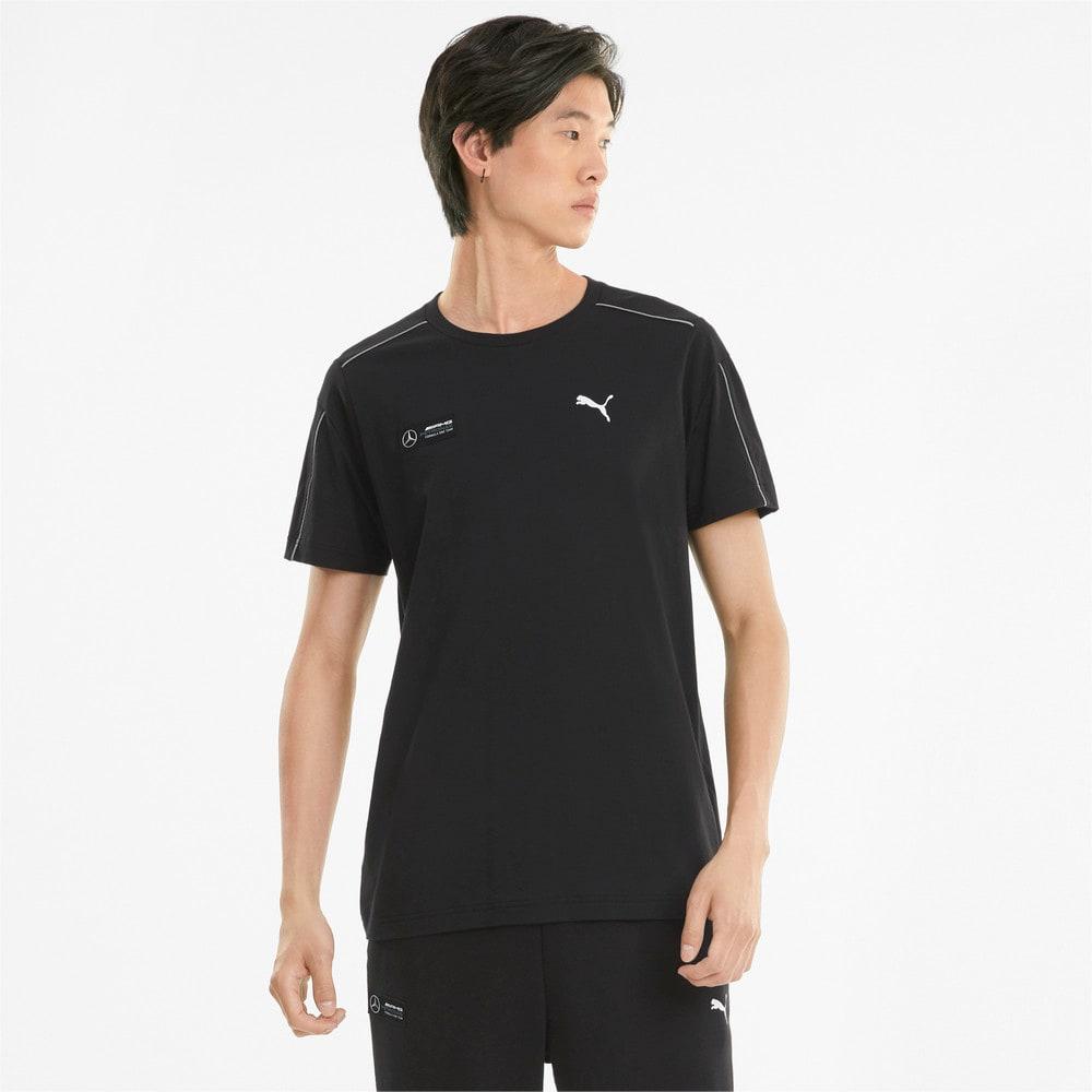 Görüntü Puma Mercedes F1 T7 Erkek T-shirt #1