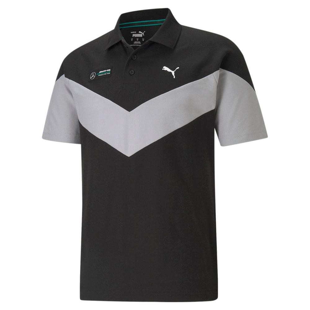 Image PUMA Camisa Polo Mercedes F1 MCS Masculina #1