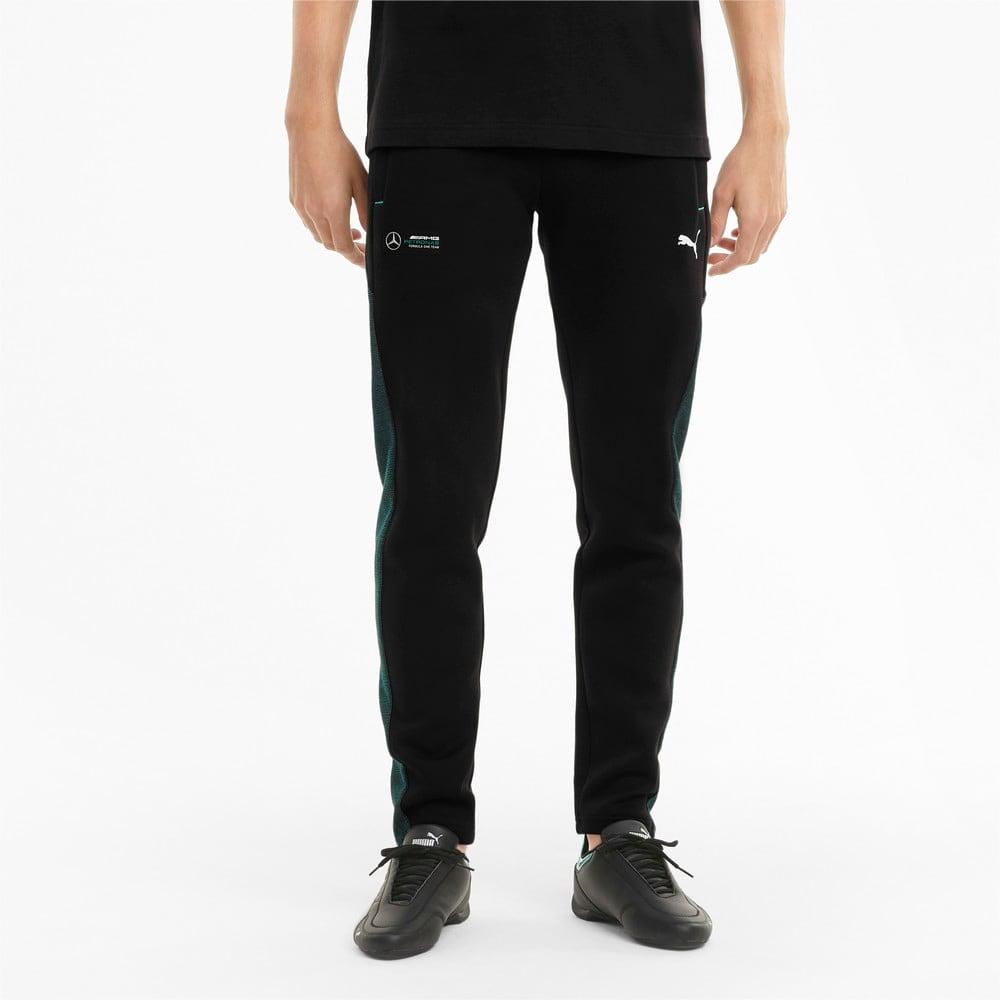 Зображення Puma Штани Mercedes F1 Men's Sweatpants #1