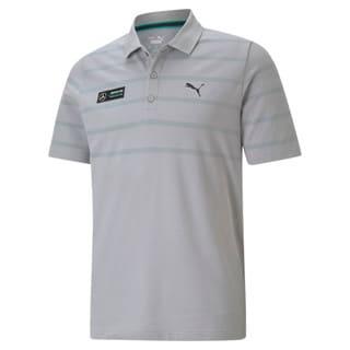 Görüntü Puma Mercedes F1 STRIPED Erkek Polo Shirt