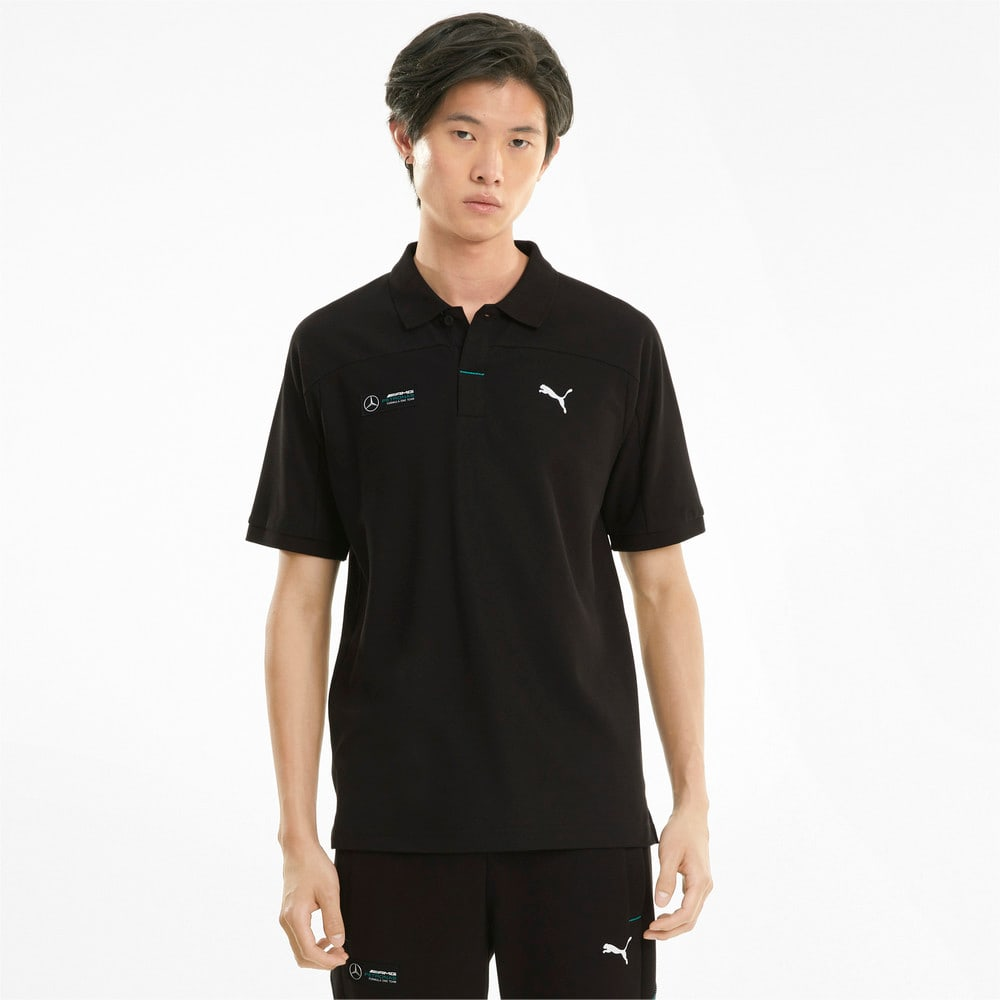 Изображение Puma Поло Mercedes F1 Men's Polo Shirt #1
