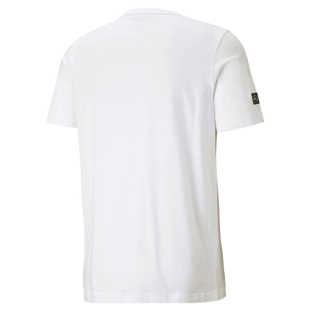 Görüntü Puma Mercedes F1 Logo Erkek T-shirt #2