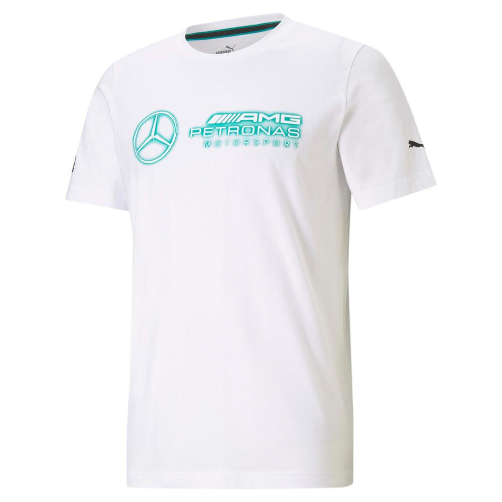 Görüntü Puma Mercedes F1 Logo Erkek T-shirt #1