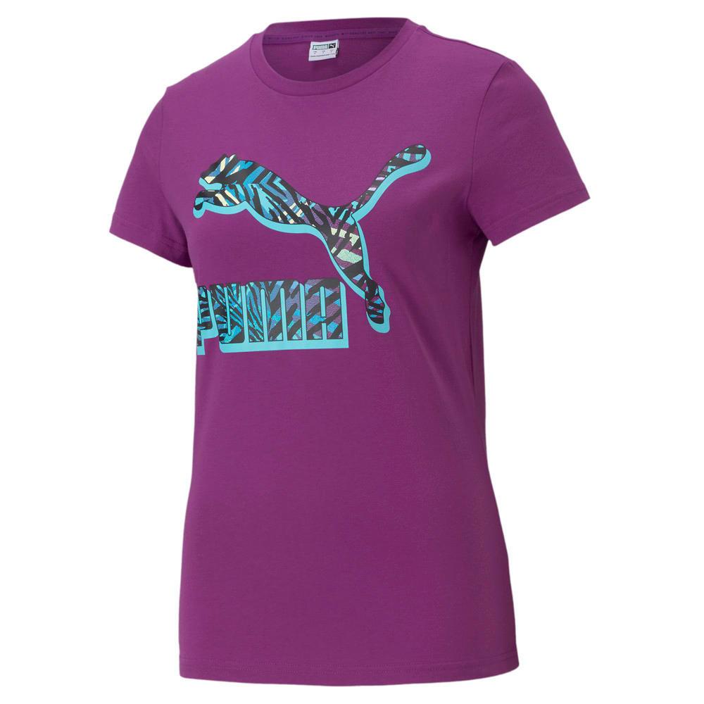 Image PUMA Camiseta CG Graphics Feminina #1