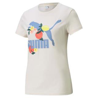 Görüntü Puma CG GRAPHIC Kadın T-shirt