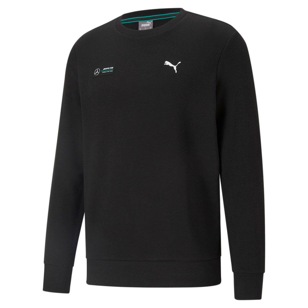 Зображення Puma Толстовка Mercedes F1 Essentials Men's Sweater #1