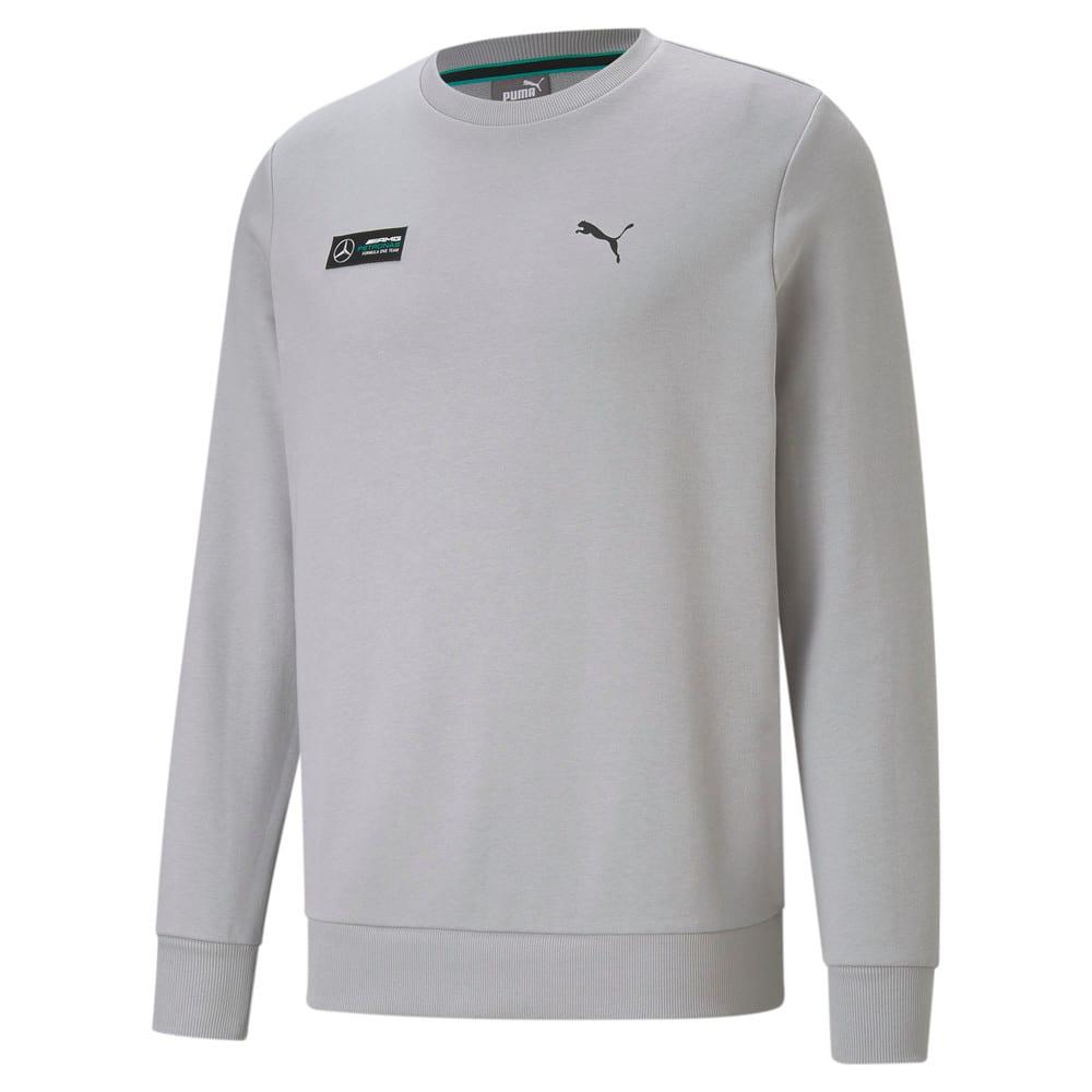 Изображение Puma Толстовка Mercedes F1 Essentials Men's Sweater #1