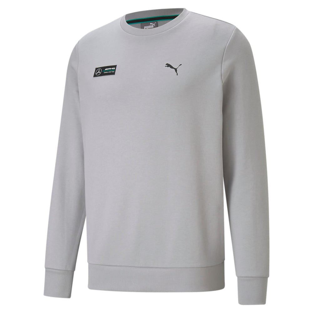Изображение Puma Толстовка Mercedes F1 Essentials Men's Sweater #1