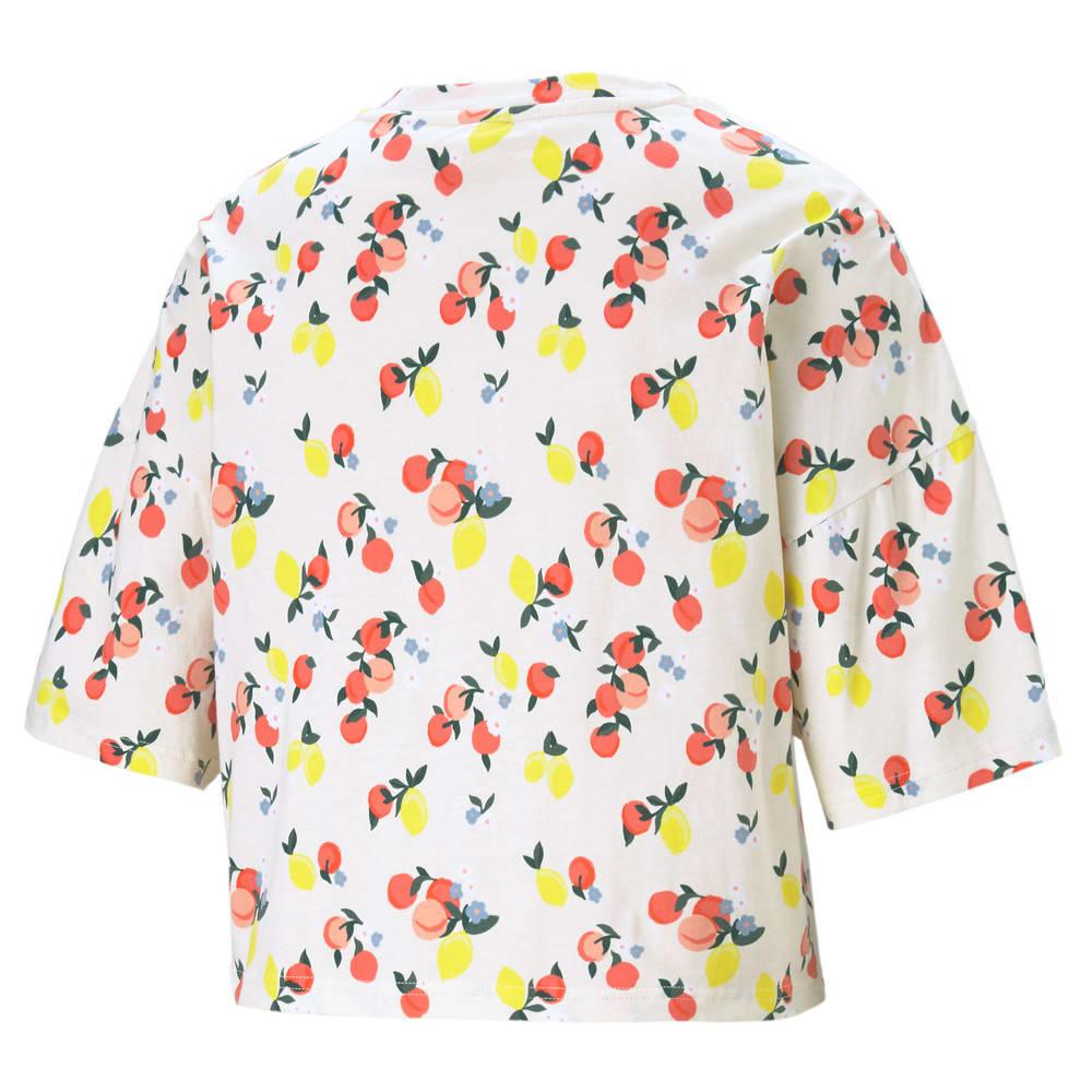 Image PUMA Camiseta CG Boyfriend Printed Feminina #2