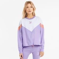 Iconic MCS Cropped Crew Neck Women's Sweatshirt