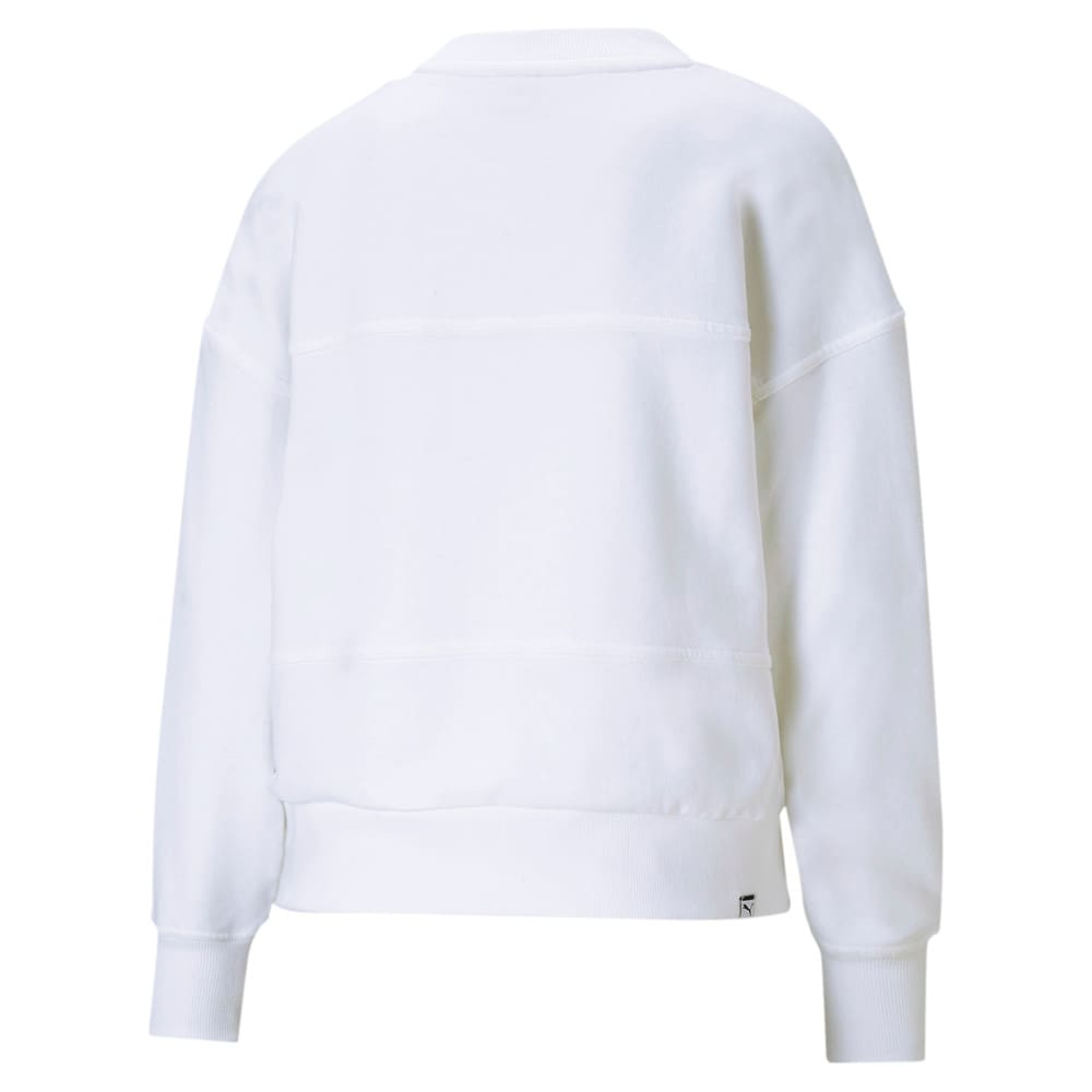 Изображение Puma Толстовка Downtown Crew Neck Women's Sweatshirt #2