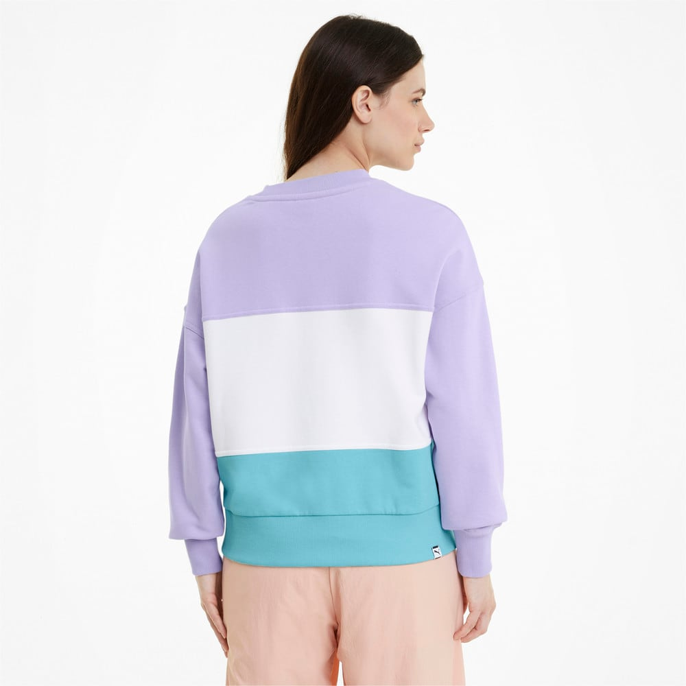 Изображение Puma Толстовка Downtown Crew Neck Women's Sweatshirt #2