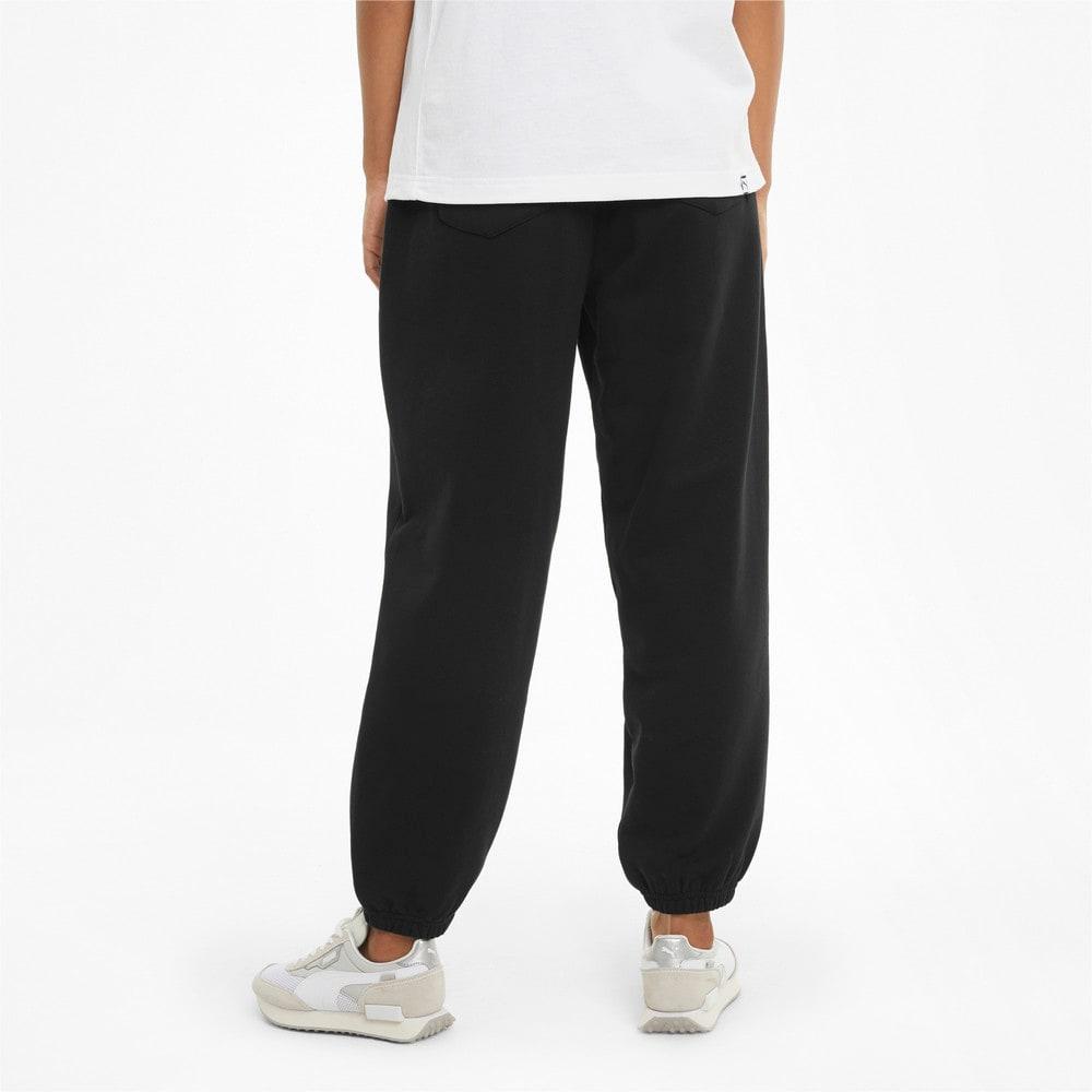 Image Puma Downtown Women's Sweatpants #2