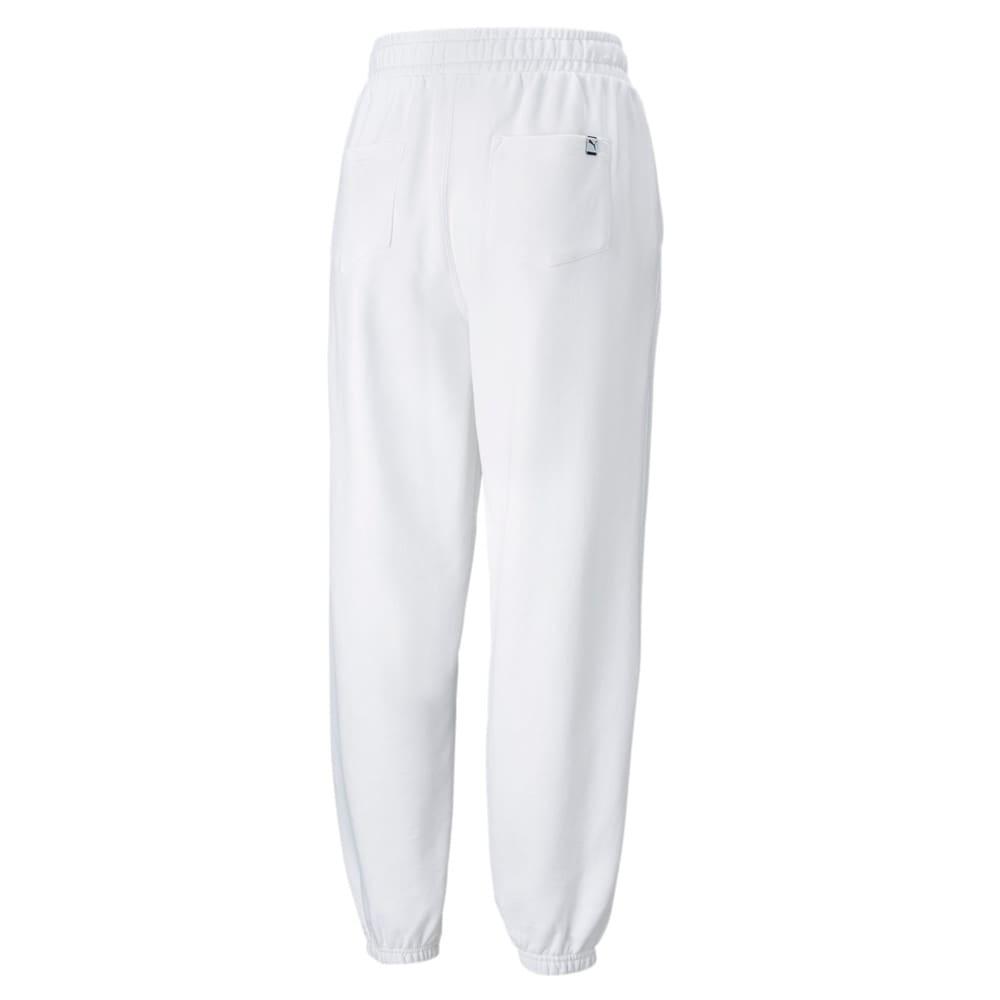 Изображение Puma Штаны Downtown Women's Sweatpants #2: Puma White
