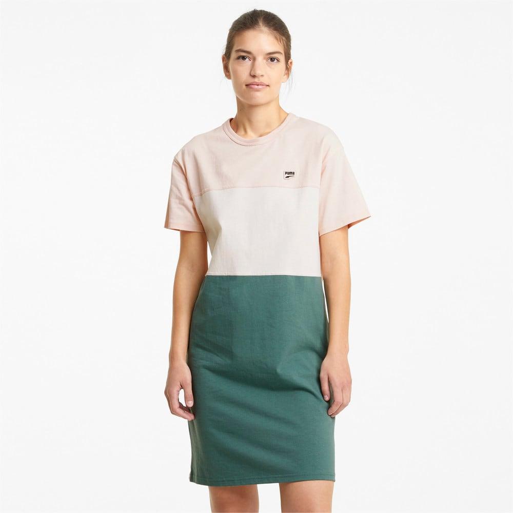 Изображение Puma Платье Downtown Women's Tee Dress #1