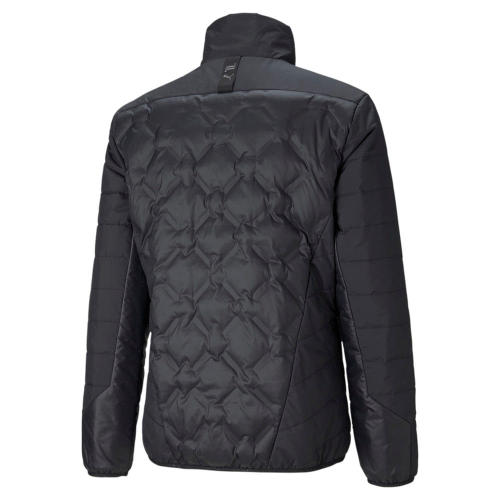 Изображение Puma Куртка Porsche Design Light Padded Men's Jacket #2: Jet Black