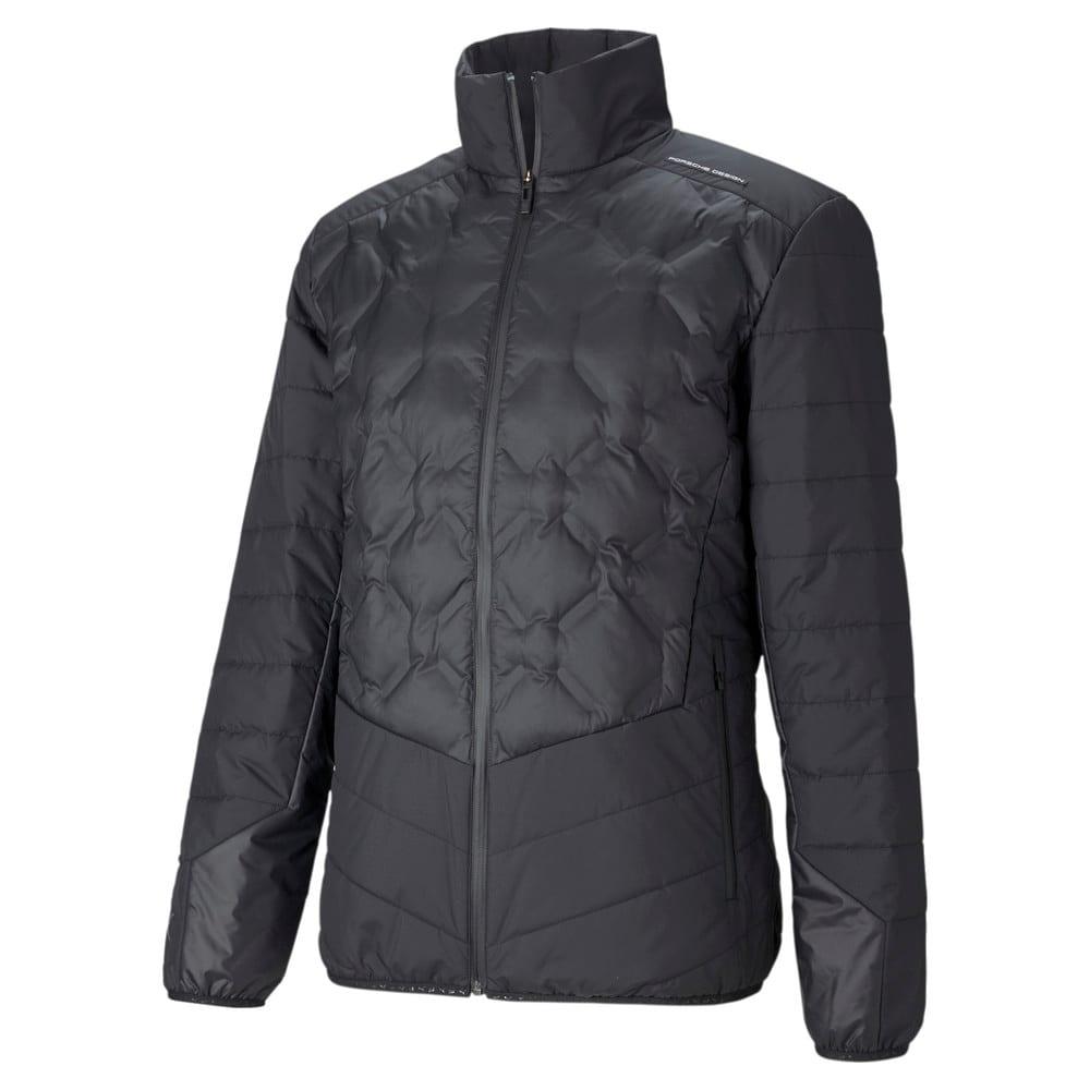 Изображение Puma Куртка Porsche Design Light Padded Men's Jacket #1: Jet Black