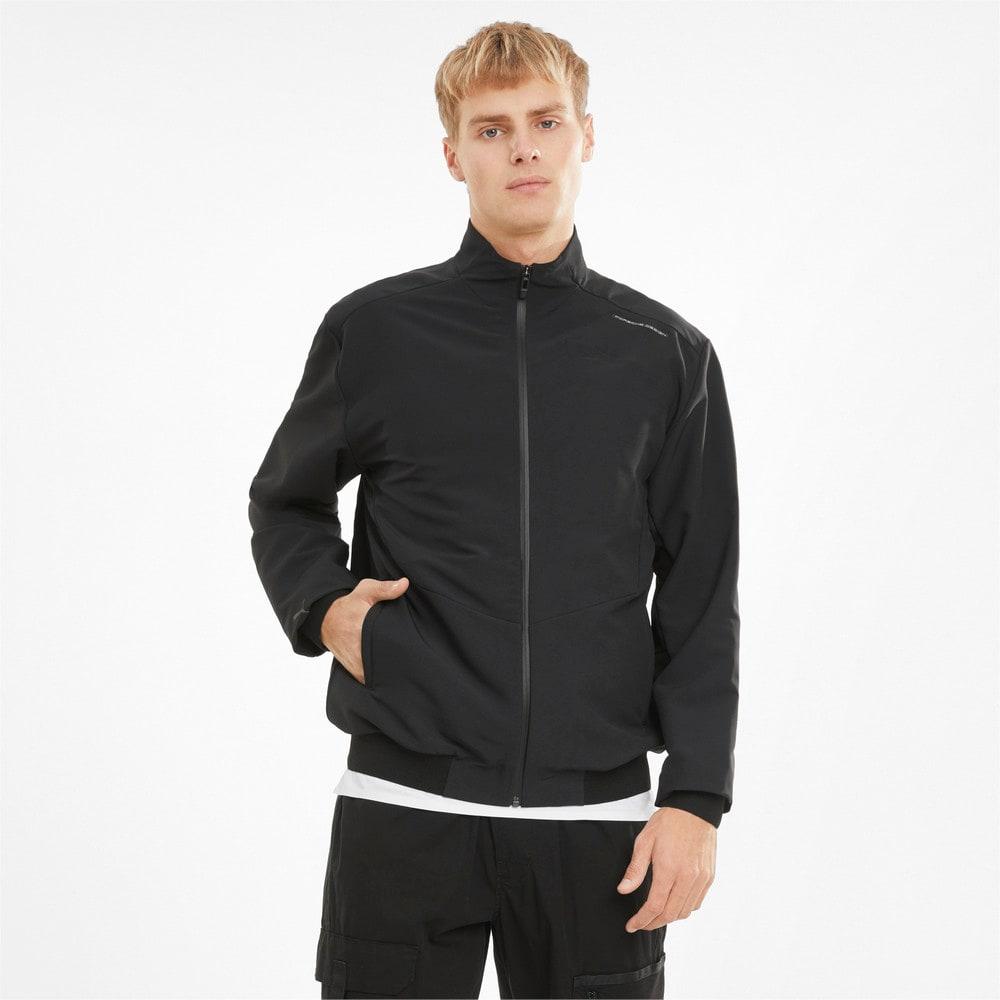 Изображение Puma Олимпийка Porsche Design Light Men's Racing Jacket #1