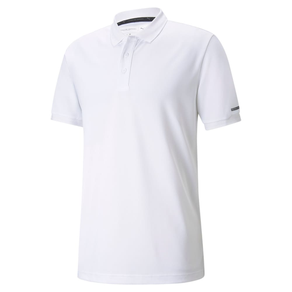 Зображення Puma Поло Porsche Design Men's Polo Shirt #1