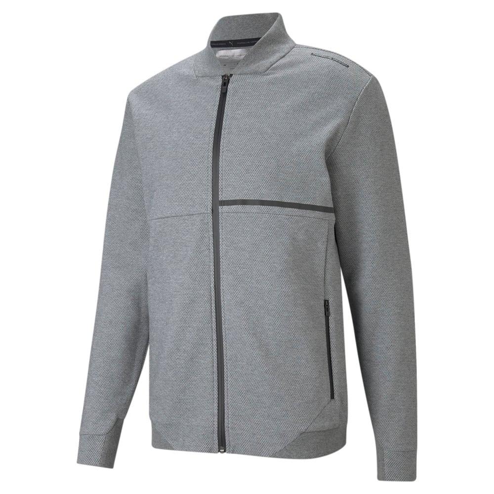 Изображение Puma Толстовка Porsche Design Men's Sweat Jacket #1