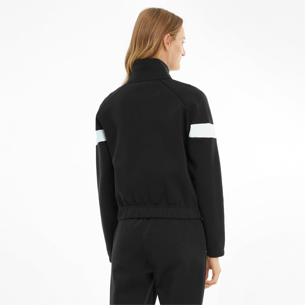 Image Puma INTL Game Women's Double Knit Track Jacket #2