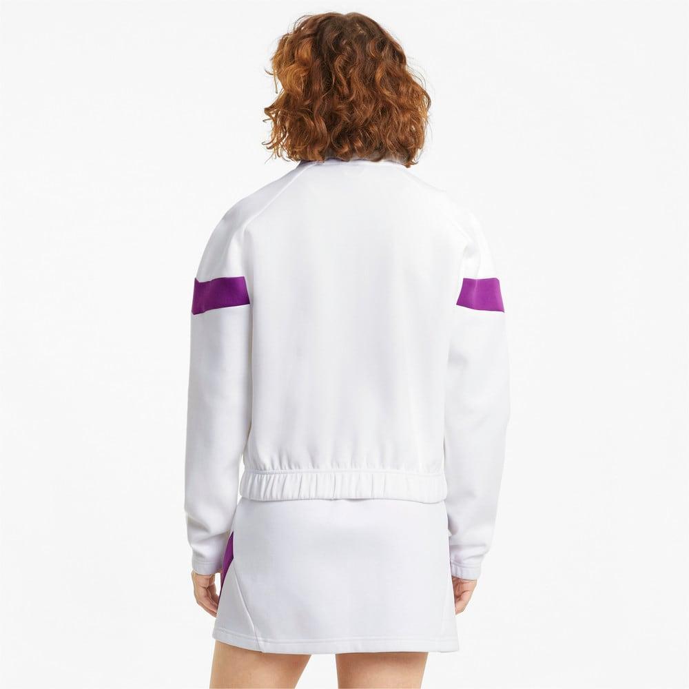 Image Puma PUMA International Double Knit Women's Track Jacket #2