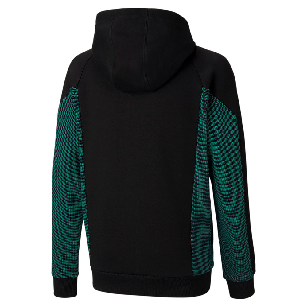 Изображение Puma Детская толстовка Mercedes F1 Hooded Youth Sweat Jacket #2