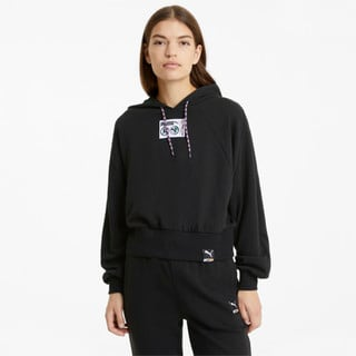 Изображение Puma Толстовка PUMA International Women's Hoodie