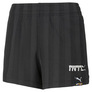 Изображение Puma Шорты PUMA International Polyester Jersey Women's Shorts
