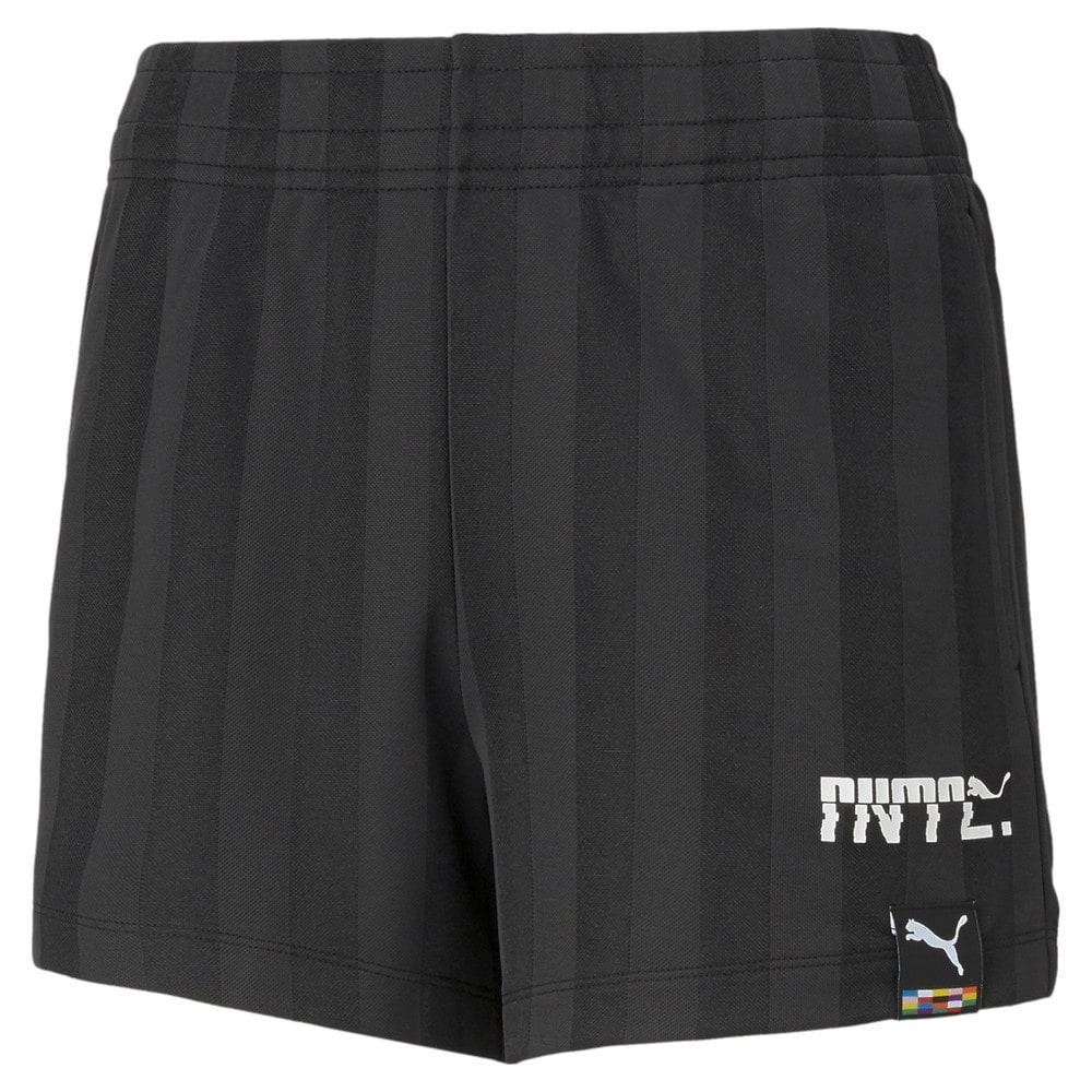 Зображення Puma Шорти PUMA International Polyester Jersey Women's Shorts #1: Puma Black