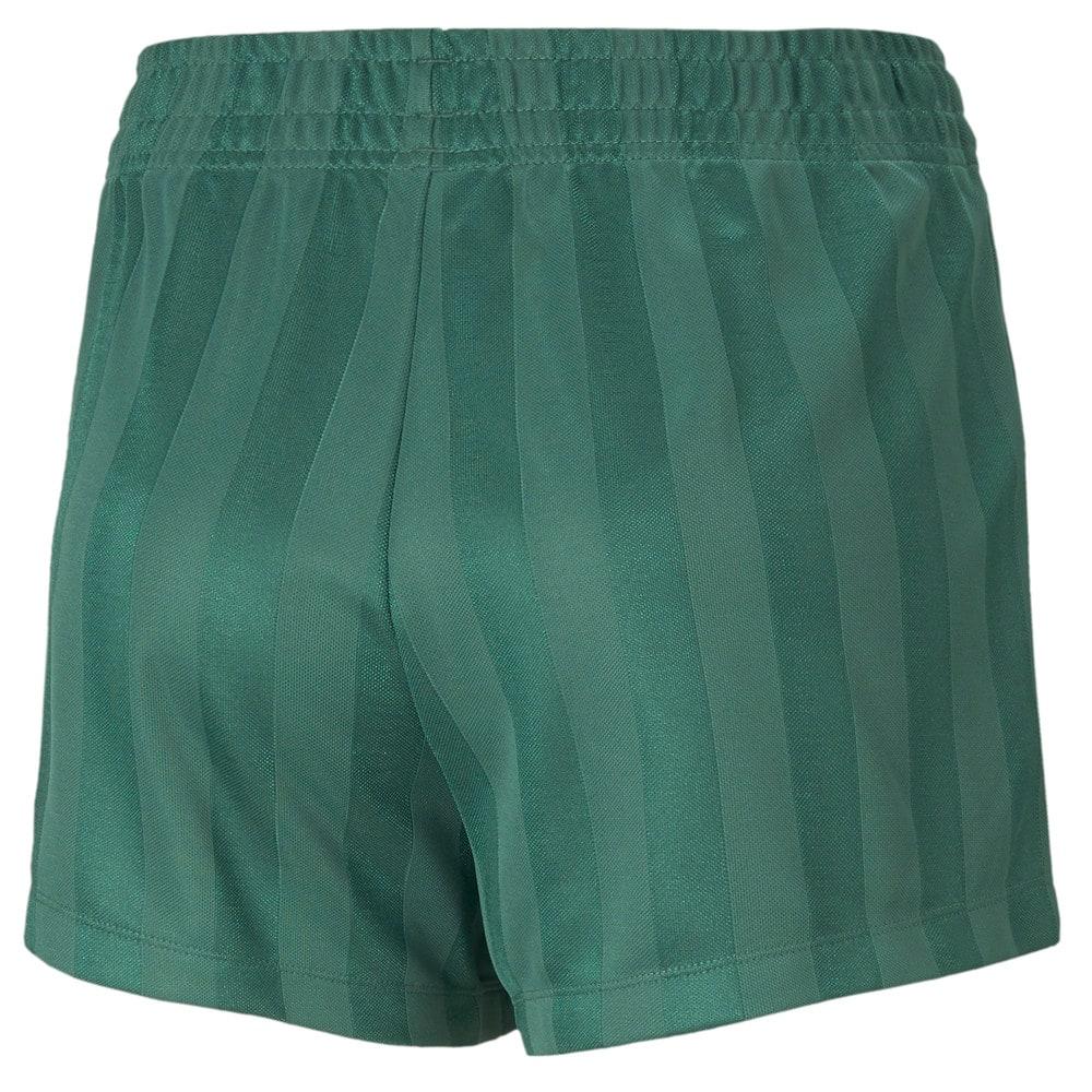 Зображення Puma Шорти PUMA International Polyester Jersey Women's Shorts #2: Blue Spruce
