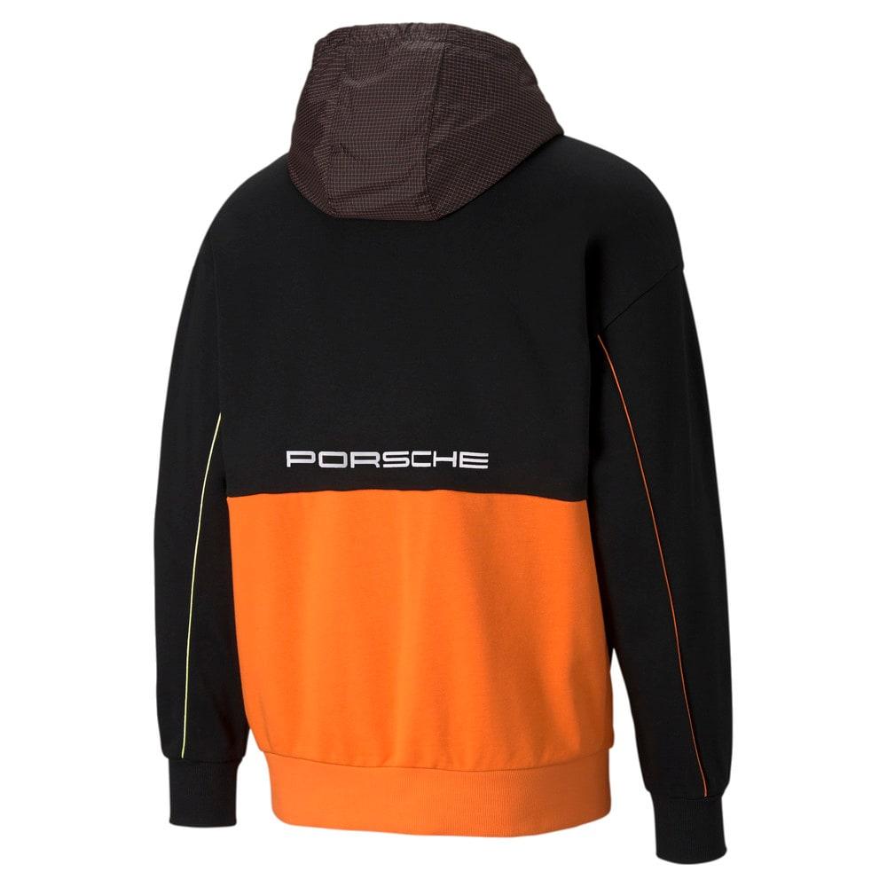 Изображение Puma Толстовка Porsche Legacy Statement Men's Hoodie #2: Puma Black