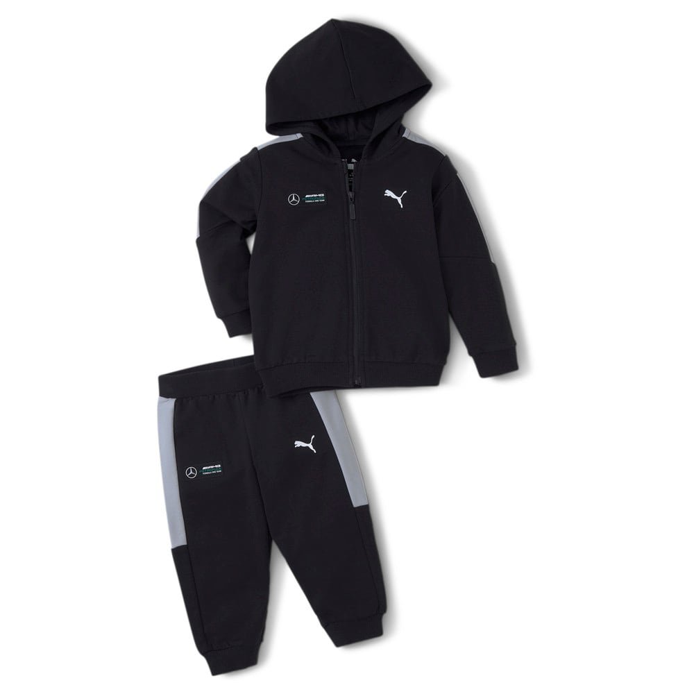 Image Puma Mercedes F1 Babies' Jogger Suit #1