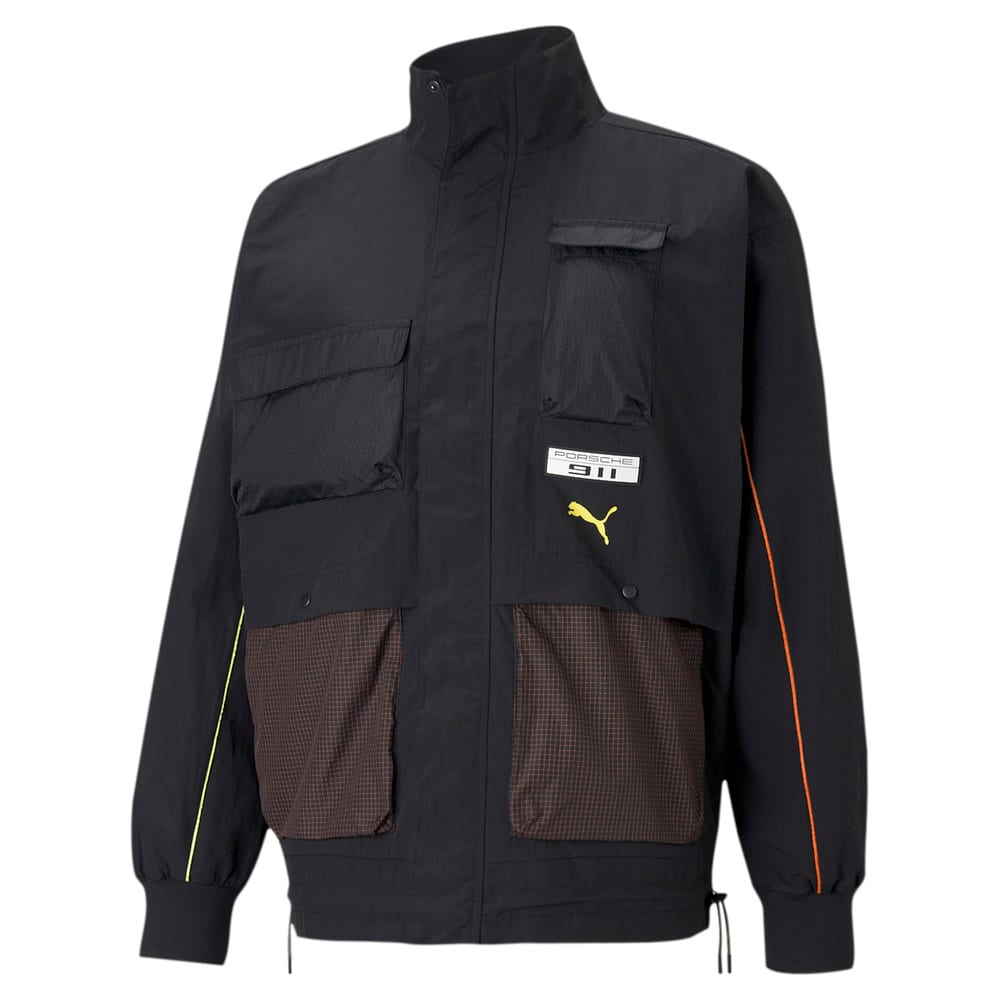 Изображение Puma Куртка Porsche Legacy Statement Men's Jacket #1