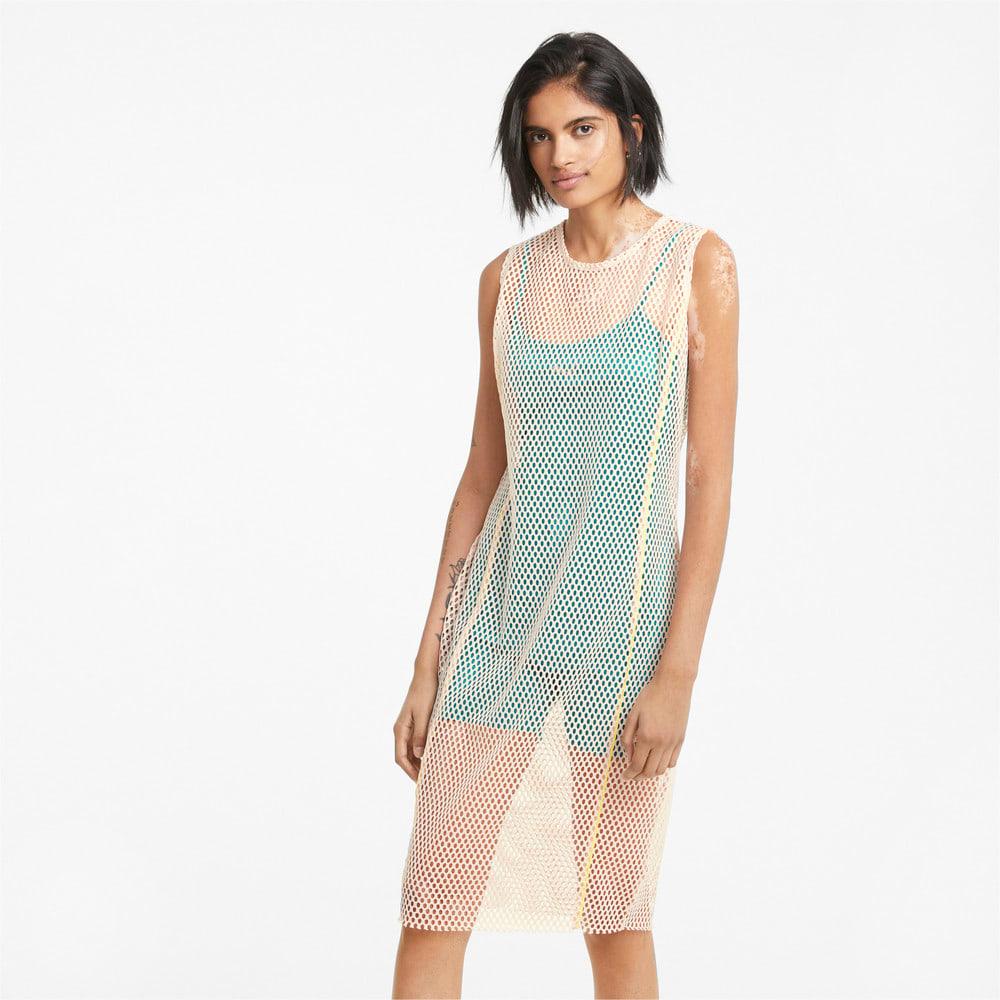 Изображение Puma Платье Evide Mesh Women's Dress #1