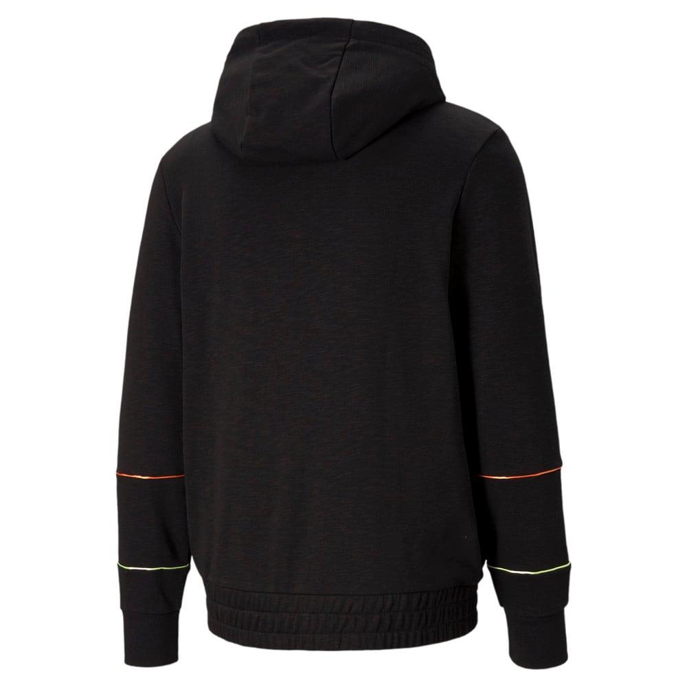 Изображение Puma Толстовка Porsche Legacy Hooded Men's Sweat Jacket #2