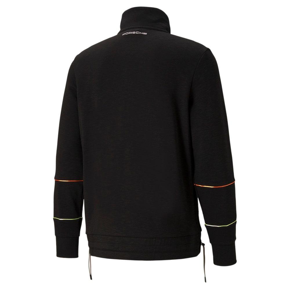 Изображение Puma Толстовка Porsche Legacy Men's Sweat Jacket #2