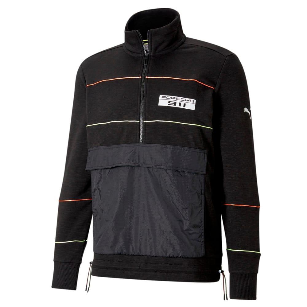 Изображение Puma Толстовка Porsche Legacy Men's Sweat Jacket #1