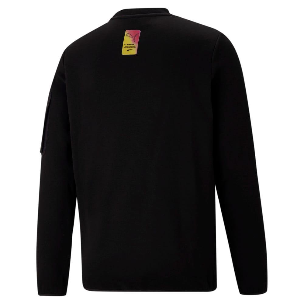 Изображение Puma Толстовка Avenir Double-Knit Crew Neck Men's Sweater #2